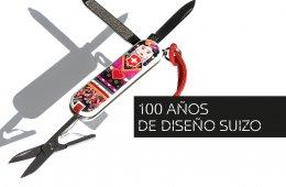 100 años de Diseño Suizo