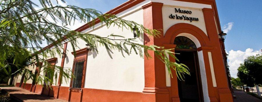¡Visita el Museo de los Yaquis!