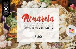 Acuarela MMXX de Héctor Cantú Ojeda. Episodio 4