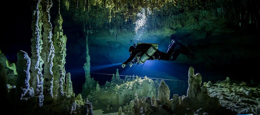 El gran acuífero maya