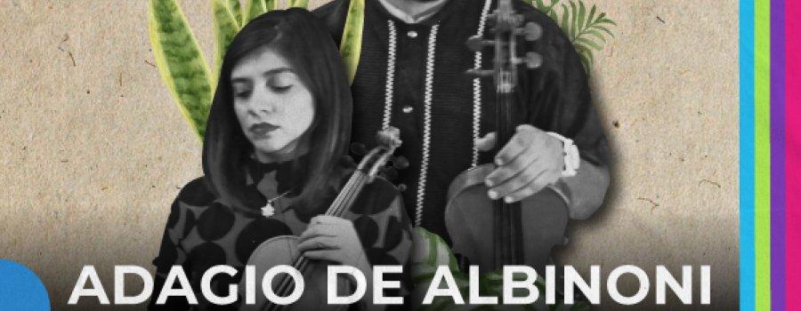 Adagio de Albinoni en sol menor (GM)