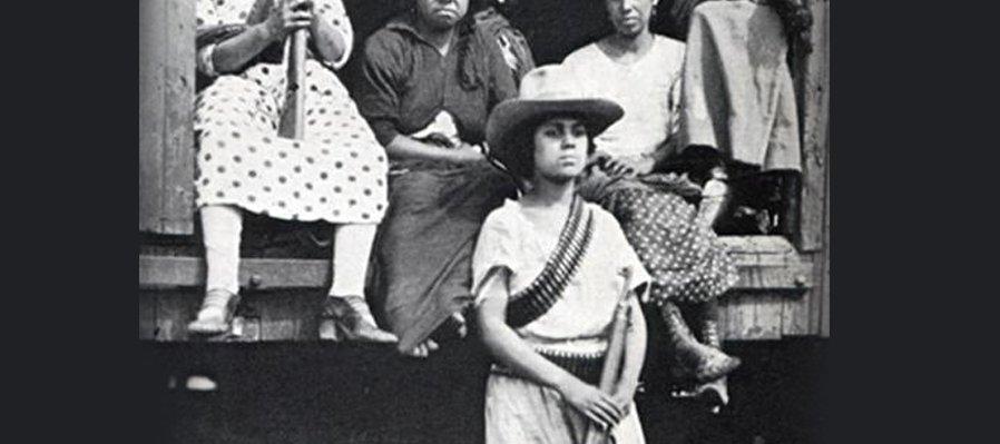 Dentro y fuera del campo de batalla: mujeres tlaxcaltecas en la Revolución Mexicana