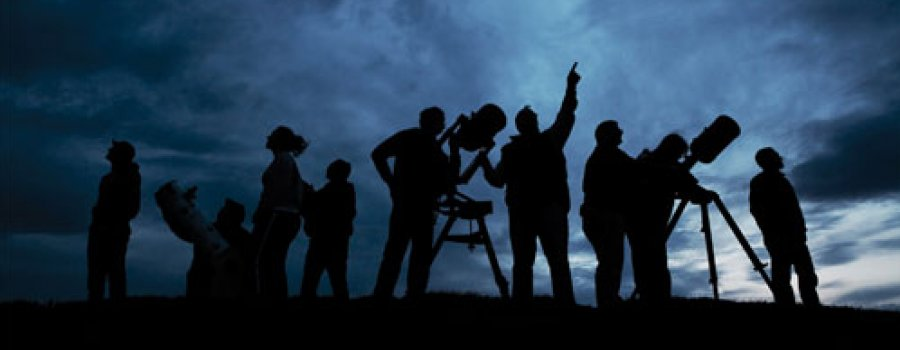 Jueves de aficionados a la Astronomía