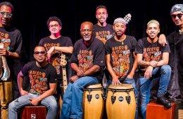 ¡Voces, zapateo, percusión! con AfroPerú