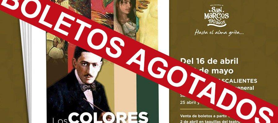 Los colores de Herrán, el más mexicano de los pintores