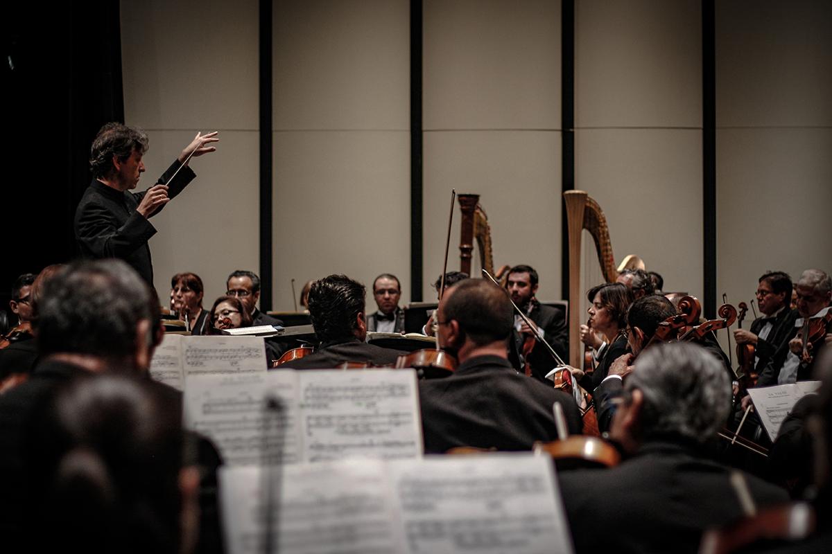 Orquesta Sinfónica de Aguascalientes con Yeol Eum Son