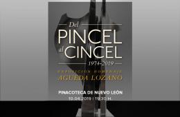 Del pincel al Cincel. 1974-2019