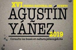 XVI Premio Nacional de Cuento Agustín Yañez