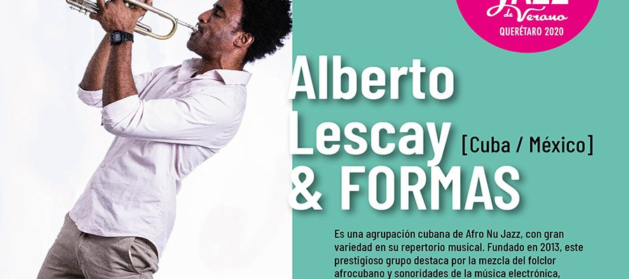 Alberto Lescay & FORMAS