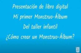 Presentación de libro digital: Mi primer Monstruo-Álbum