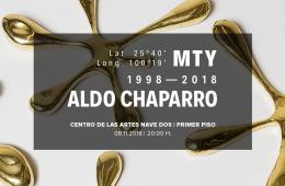 Aldo Chaparro MTY 1998-2018