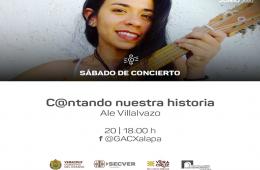 Sábado de concierto - Ale Villalvazo