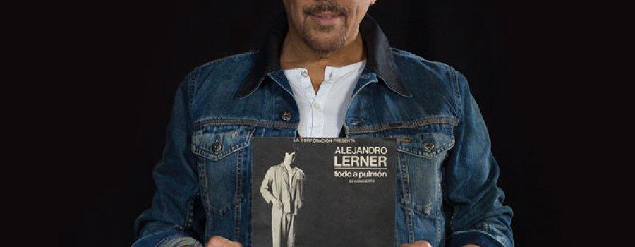 Alejandro Lerner. 35 años de éxitos