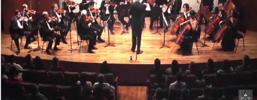 Orquesta de Cámara de Bellas Artes. Cinco danzas alemanas, D.90 de Franz Schubert.