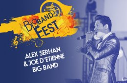 Alex Serhan & Joe  d Etienne Big Band