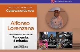 Conversando con Alfonso Lorenzana