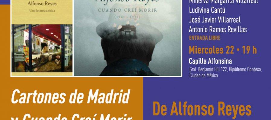 Cartones de Madrid y Cuando Creí Morir