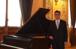 Recital de piano con Alfredo Isaac Aguilar