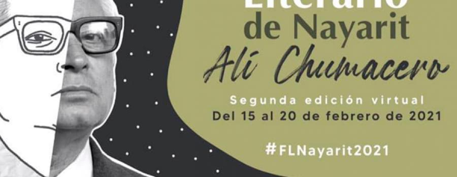Sala de exposición del Festival Alí Chumacero 2021