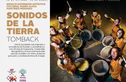 """Tomback presenta """"Sonidos de la tierra"""""""