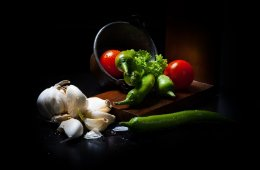 Curso de fotografía de alimentos