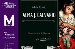 Artista del Mes: Alma J. Calvario
