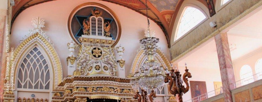 Crisol Religioso o las diversas caras de la fe: Centro Histórico, Ciudad de México