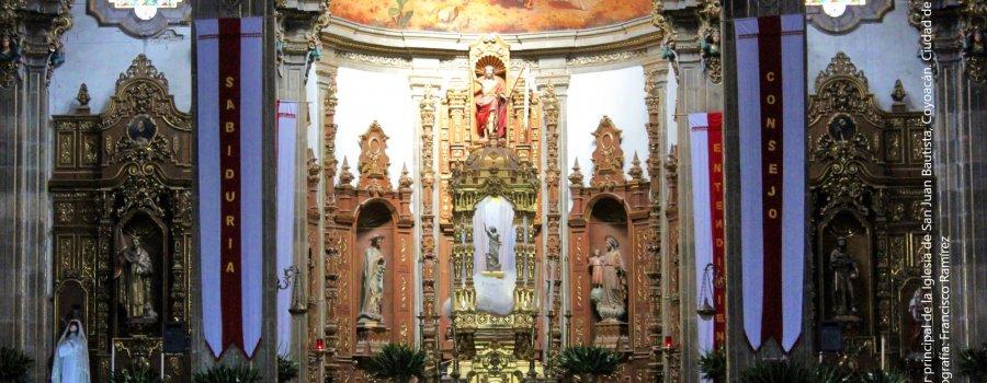 Coyoacán, un recuerdo de todos. Ciudad de México