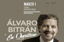 Álvaro Bitrán en concierto