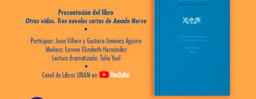 Otras vidas. Tres novelas cortas de Amado Nervo