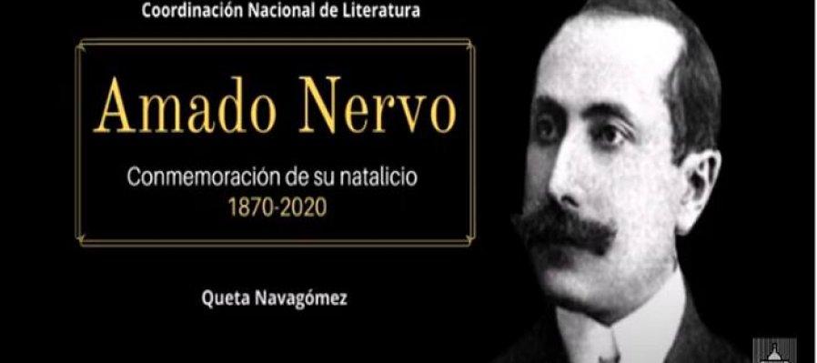 Queta Navagómez: Amado Nervo