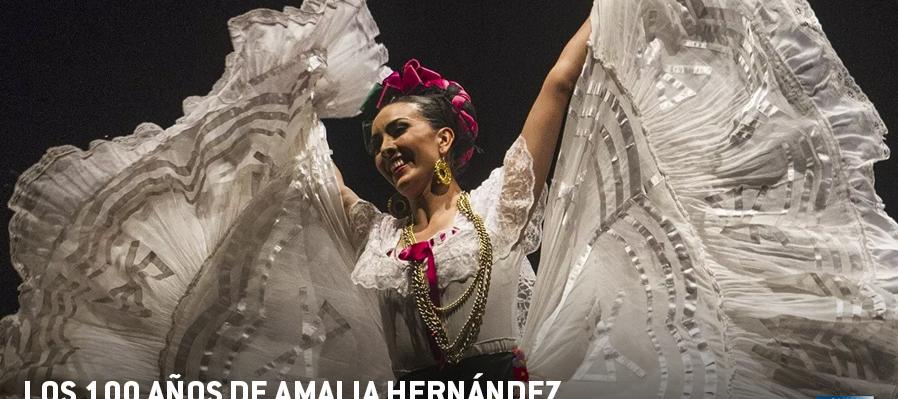 100 años de Amalia Hernández