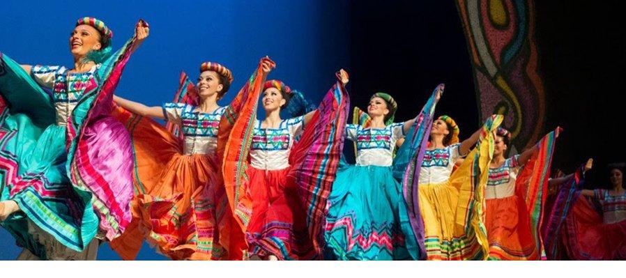 Orquesta Sinfónica Nacional. Conmemoración de los 60 años del Ballet Folklórico de México. Programa 24