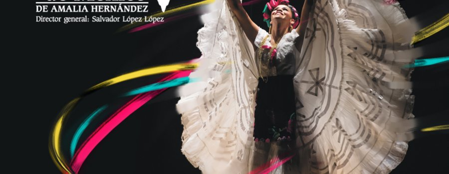 Folkloric Ballet of Mexico by Amalia Hernández