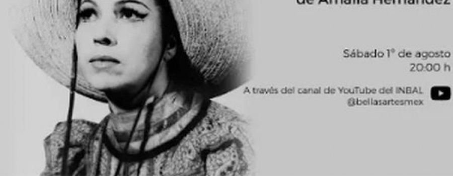 Documental: Amalia Hernández, 100 años