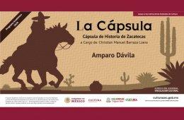 Cápsulas Historia De Zacatecas: Amparo Dávila