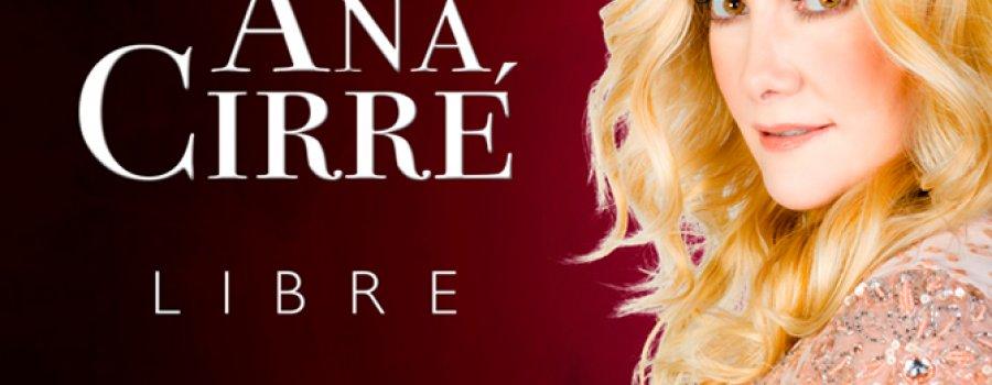 Ana Cirré. Libre