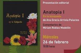 Anatopia I. En la búsqueda, novela de fantasía épica