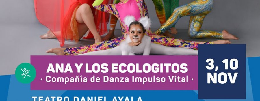 Ana y los ecologitos