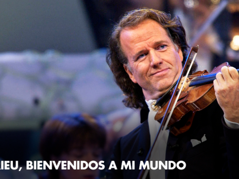 André Rieu. Welcome to My World