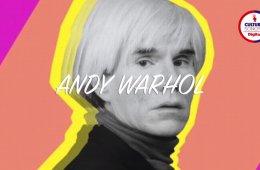 Grandes artistas para niñas y niños: Andy Warhol