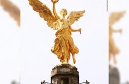 Un paseo por la Reforma y el Ángel de la Independencia