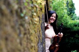 Angélica Olivo con la Orquesta Sinfónica de Yucatán