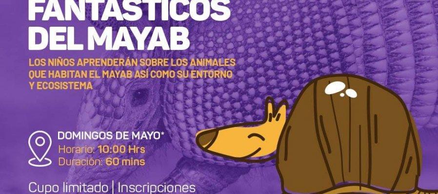 Animales fantásticos del Mayab