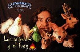 Los animales y el fuego