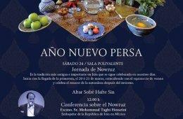 Nowruz. Año Nuevo persa