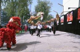 El Año Nuevo Chino a través de imágenes