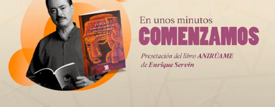 Anirúame: Presentación de libro
