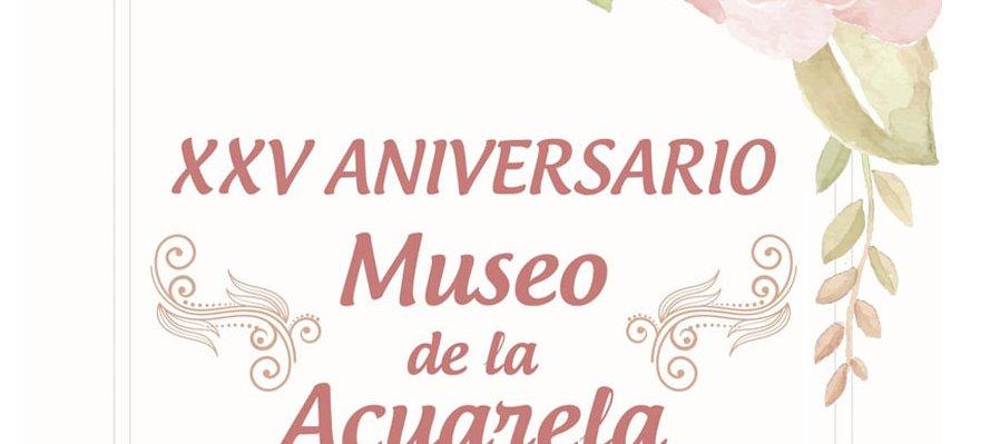 25 Años del Museo de la Acuarela