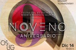 Symphony Orchestra of the University of Guanajuato (OSUG)